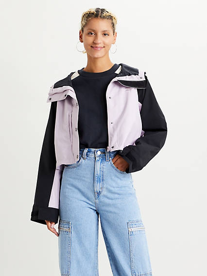 Elliot Cropped Jacket