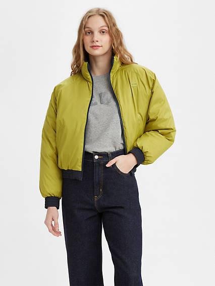 Lydia Reversible Puffer Jacket