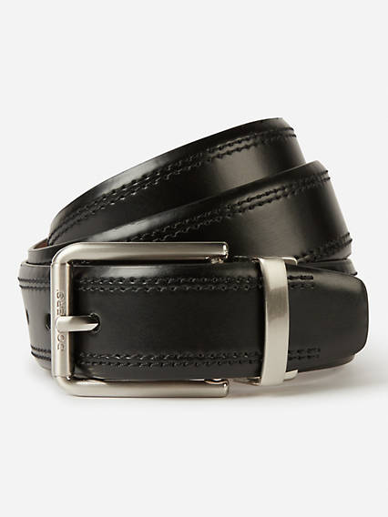 Feather Edge Reversible Belt