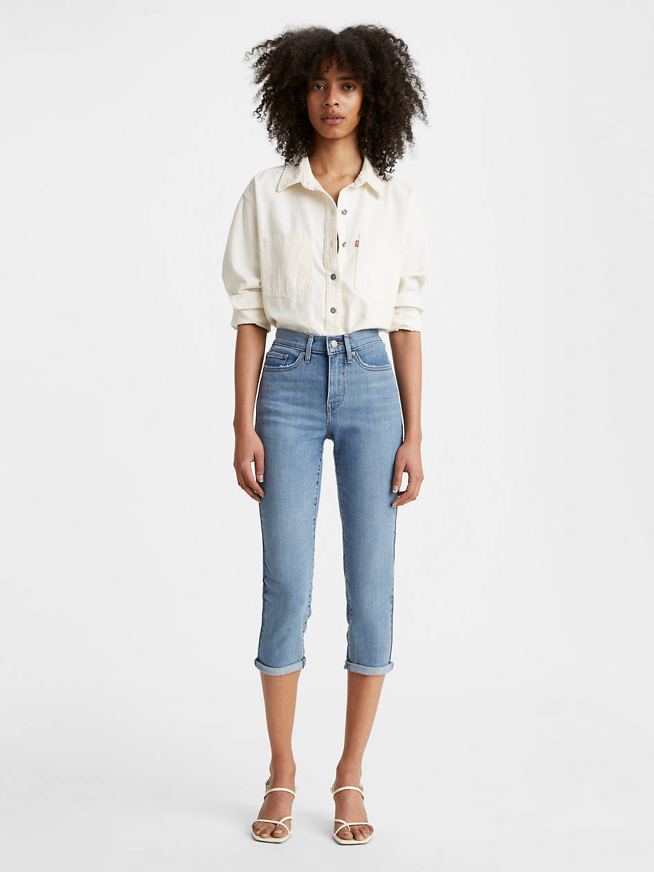 311 Shaping Skinny Ankle Women's Jeans - Medium Wash | Levi's® US