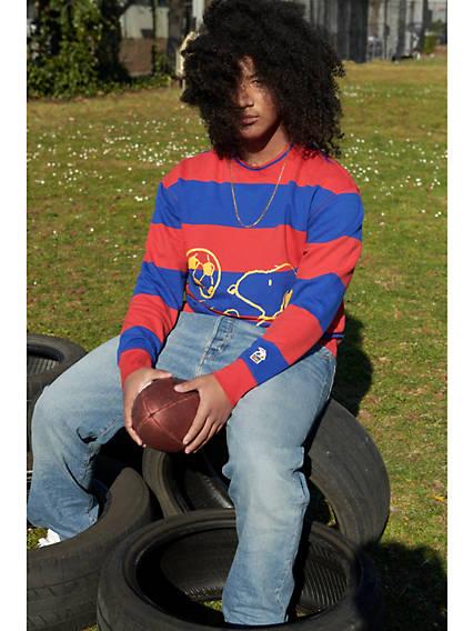 Levi's® x Peanuts Relaxed Crewneck Sweatshirt