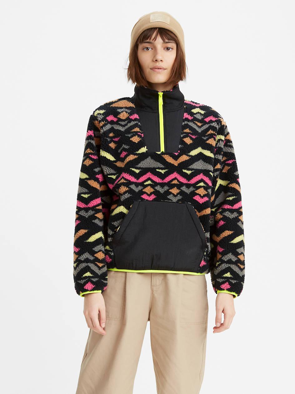Arizona Sherpa Sweatshirt - Multi-color | Levi's® US