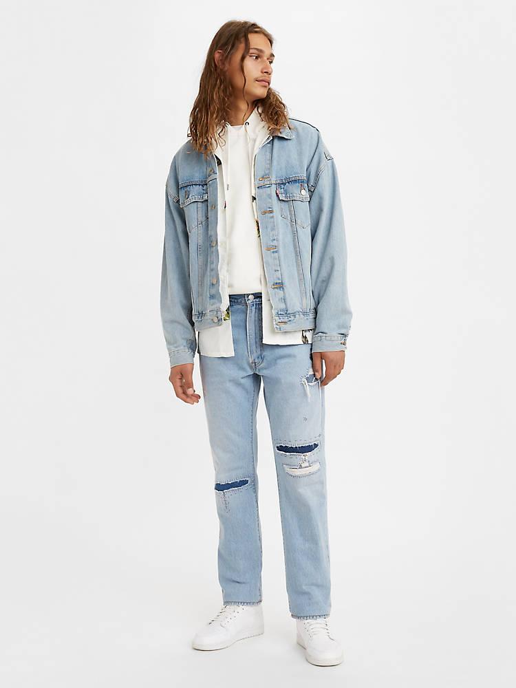 Levis 551 Z Authentic Straight Mens Jeans