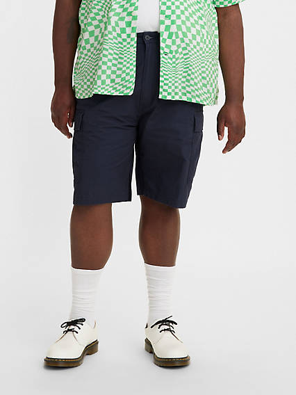 Carrier Cargo 11.25 in. Mens Shorts (Big & Tall)