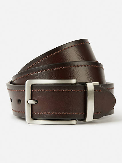 Reversible Stitched Belt