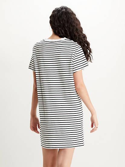 Lula Tee Dress Neutral | Levi's® SE