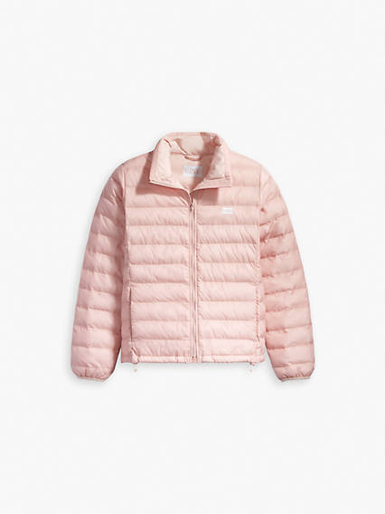 Sunny Packable Jacket Sepia Rose