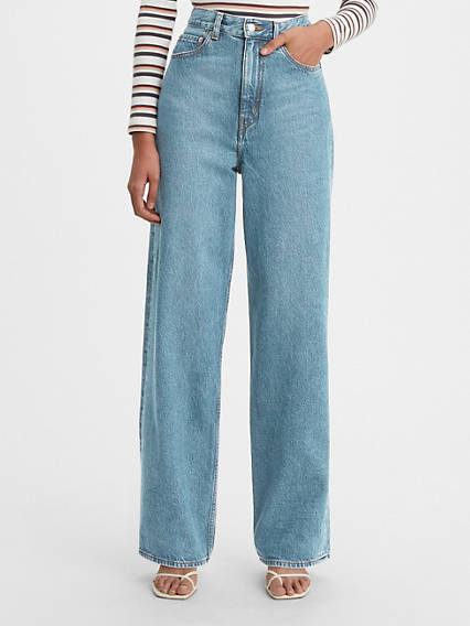 High Loose Women's Jeans