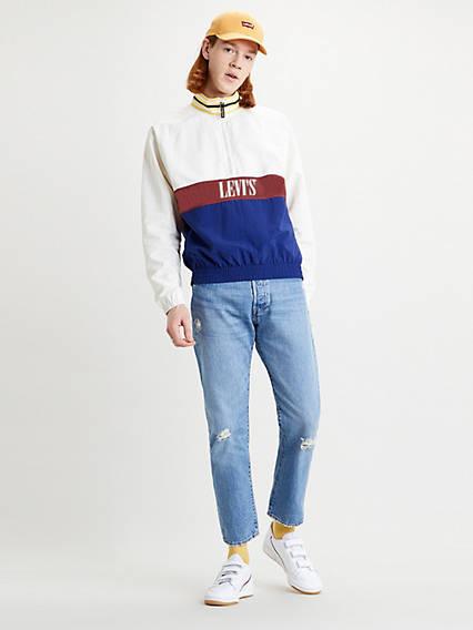 Marina 1/2 Zip Up Anorak Jacket