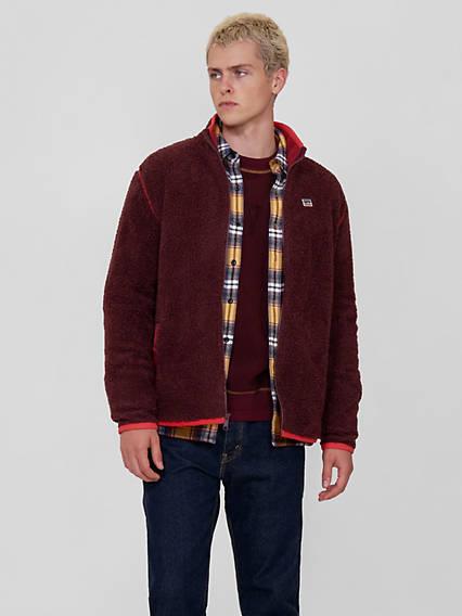 Cozy Sherpa Jacket