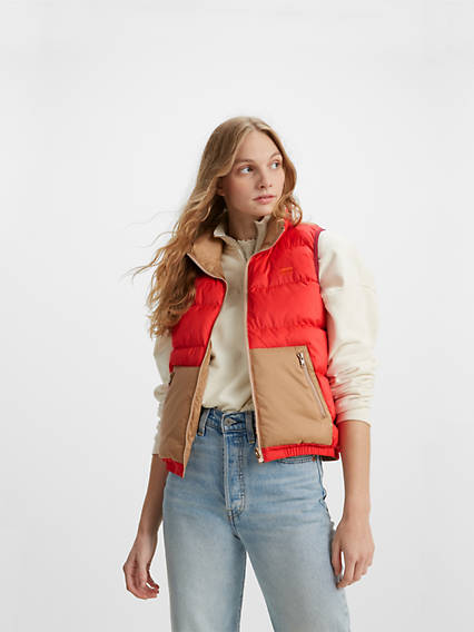 Lydia Reversible Vest