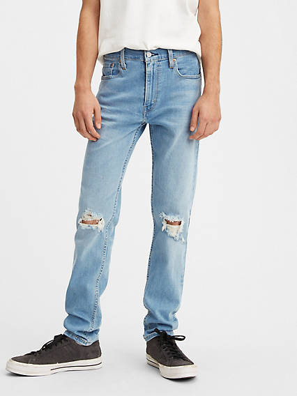 Ripped Jeans For Men S Distressed