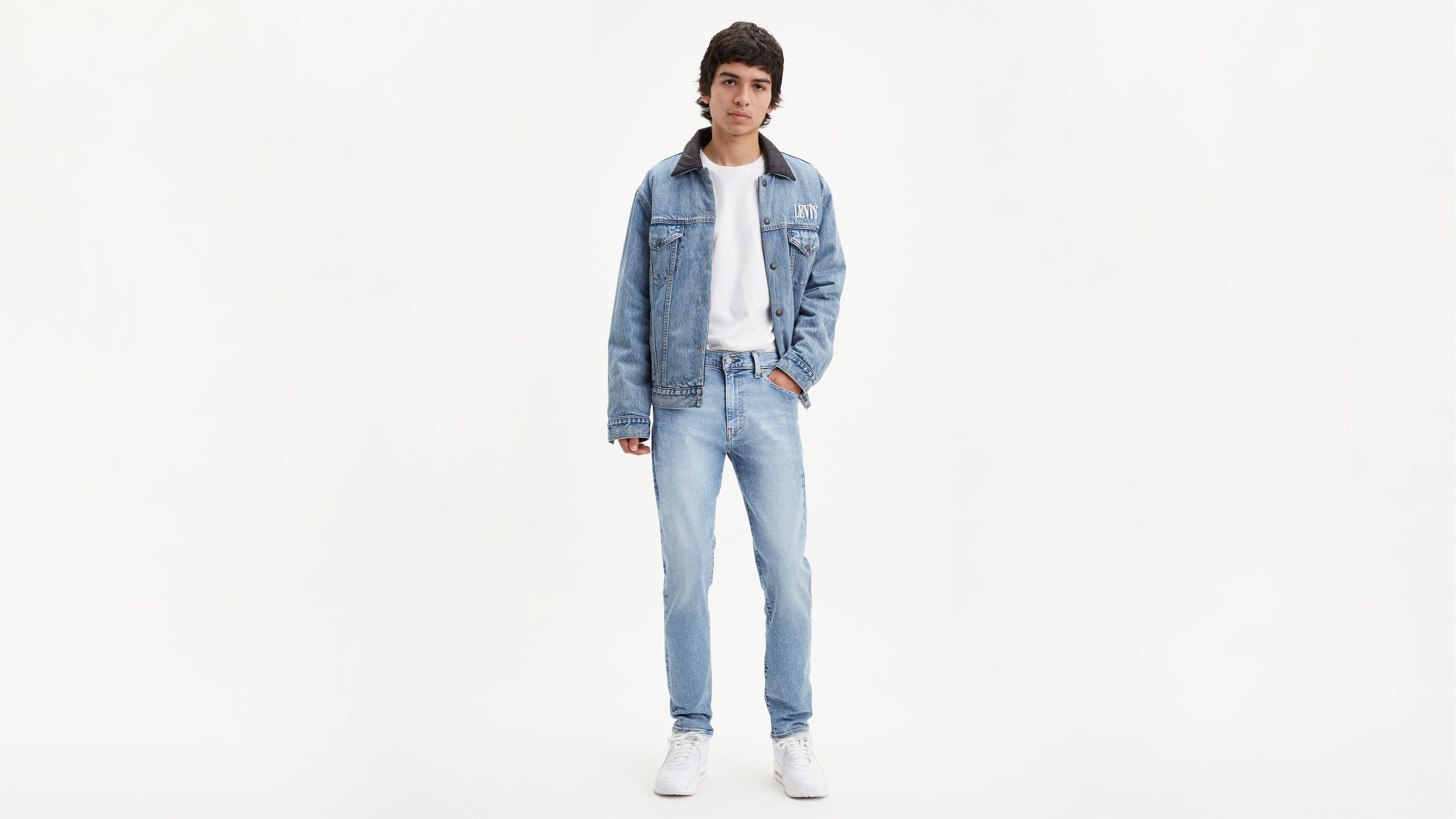 Levis 512 Slim Taper Fit Mens Jeans