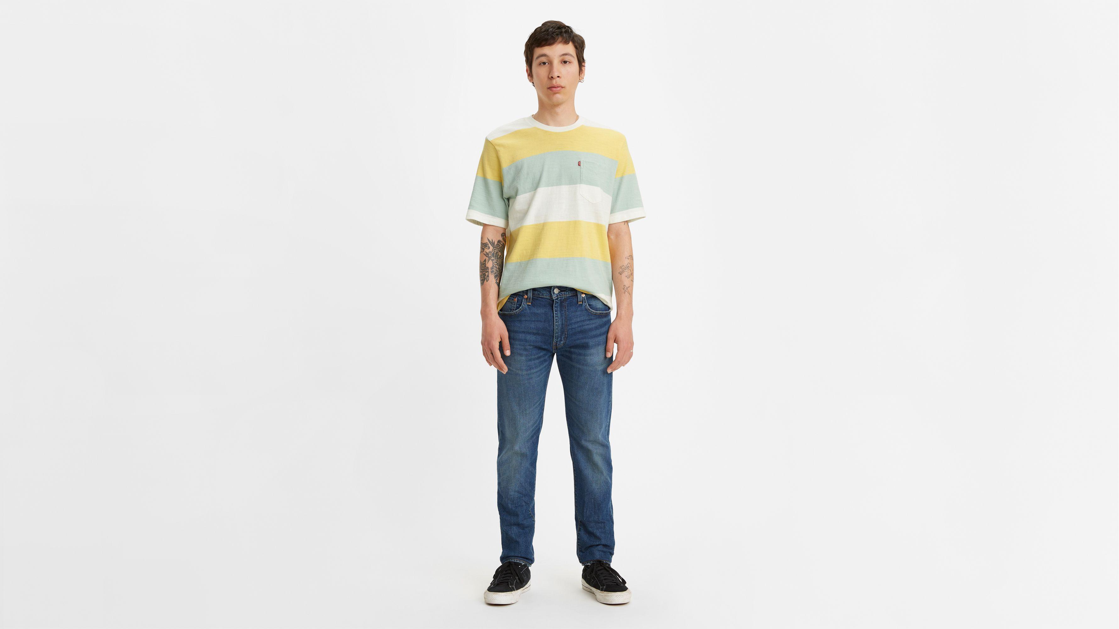 512 Slim Taper Fit Levis Flex Mens Jeans