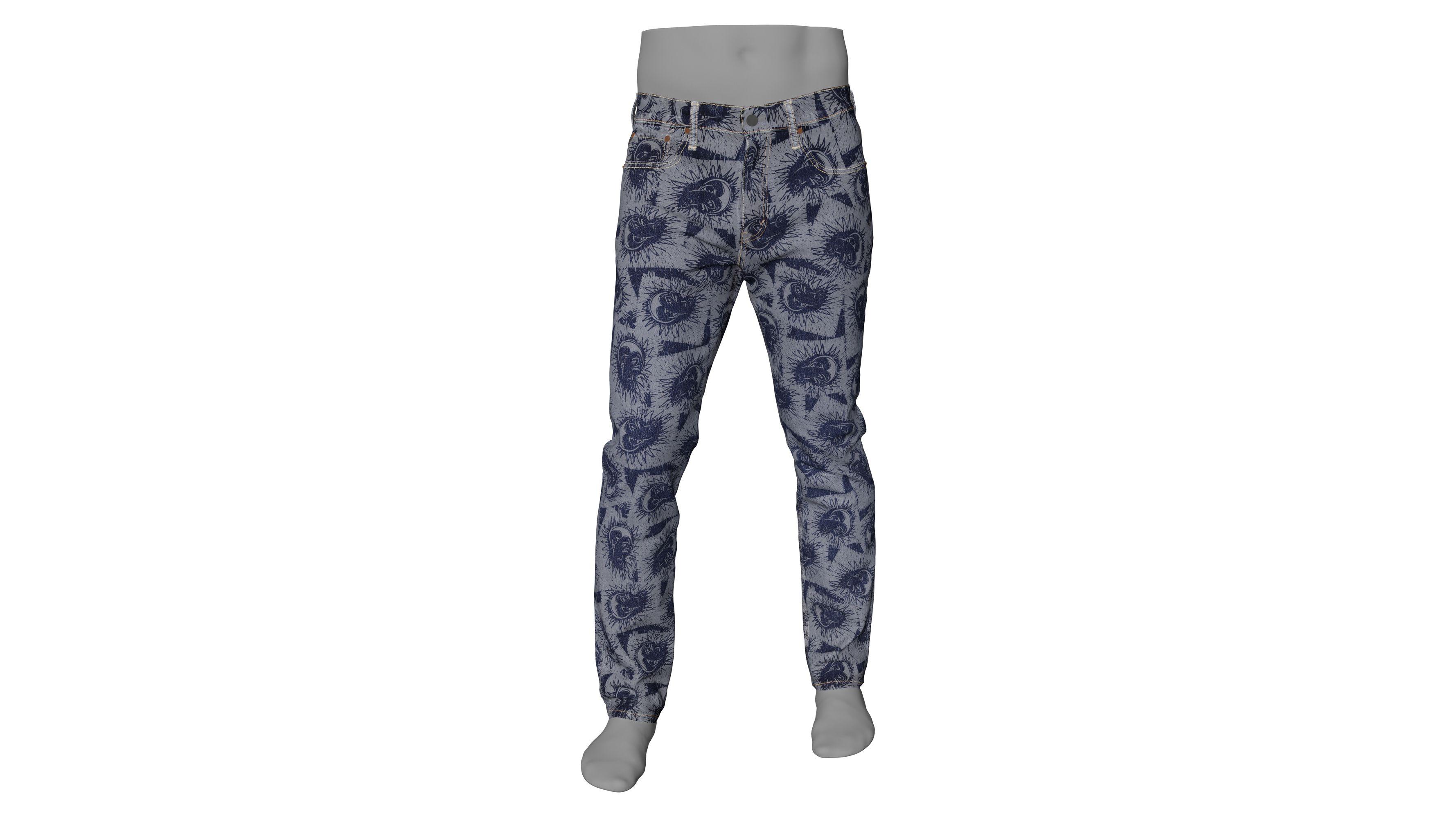 Levis 512 Slim Taper Mens Jeans