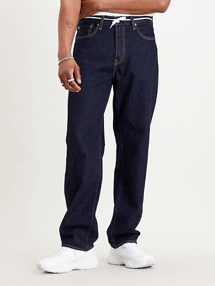 Stay Loose Cottonized Hemp Men's Jeans