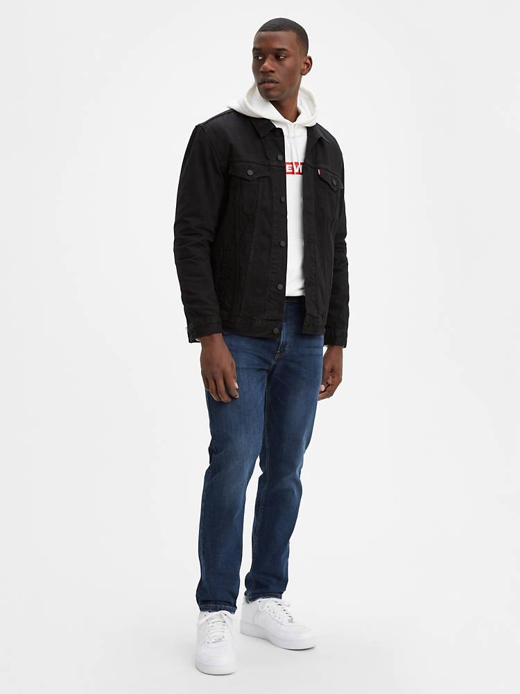 Levis 502 Taper Fit Levi's Flex Mens Jeans