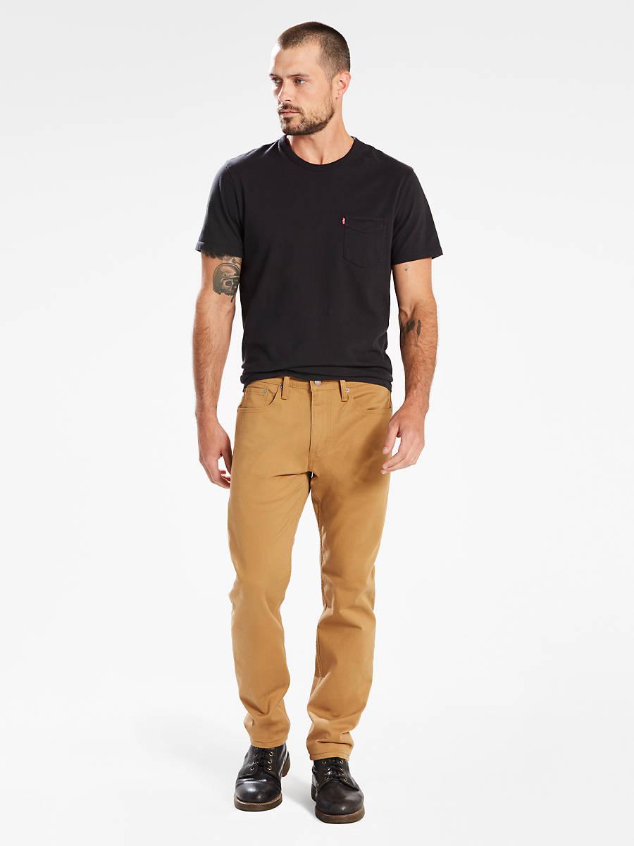 Levis 502 Taper Fit Men's Jeans