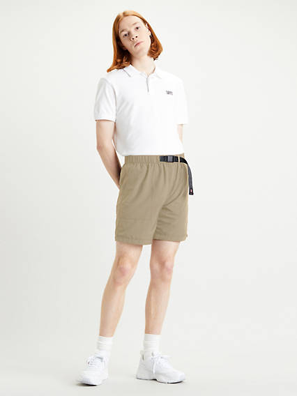 Lined Climber Shorts
