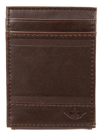 Men's Wide Mag Front Pocket Wallet