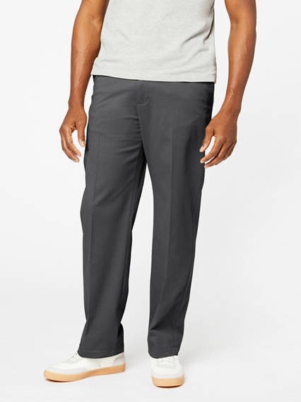Men's Easy Khaki Pants, Classic Fit