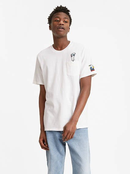 Levi's® X Peanuts Relaxed Pocket Tee