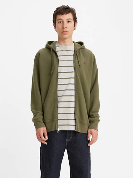 New Original Zip-Up Jacket