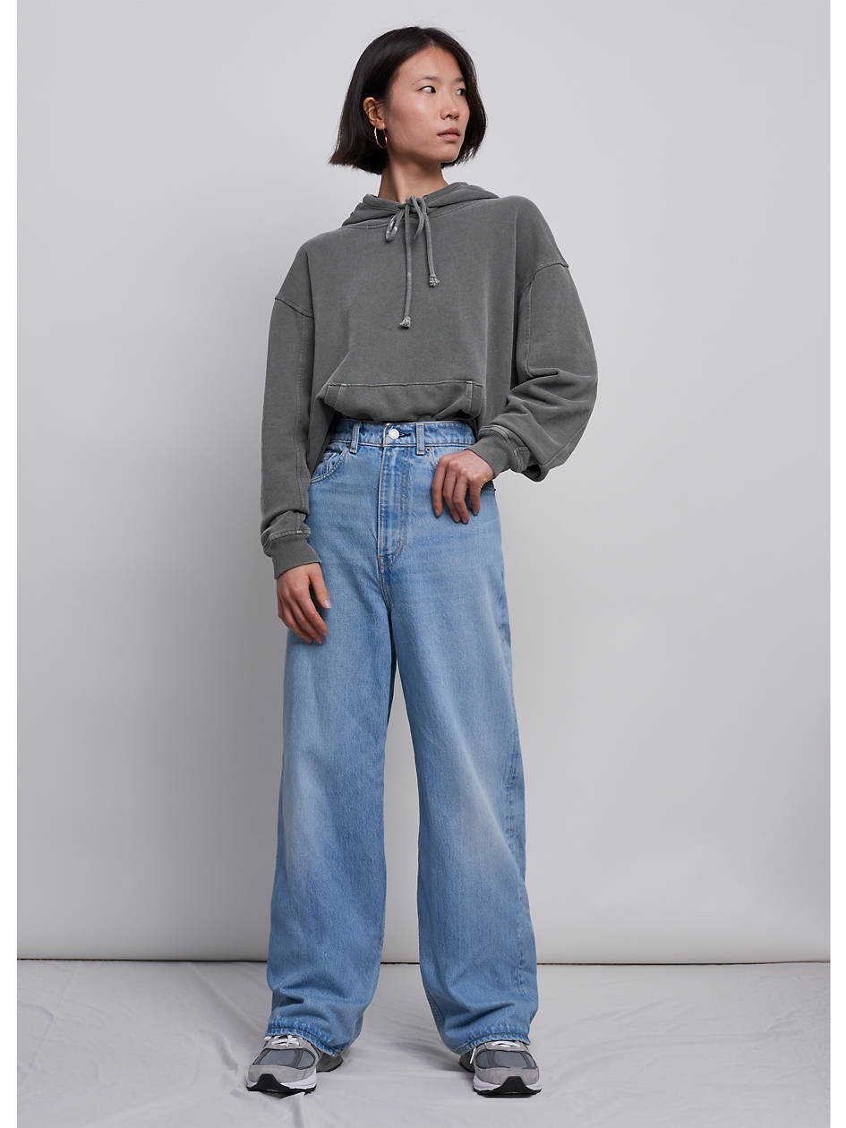 Levi's® Wellthread® High Loose Women's Jeans - Medium Wash | Levi's® US