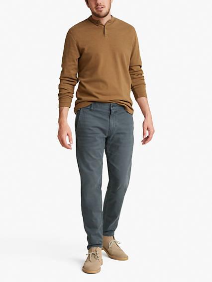 Dockers® Alpha Men's Khaki Pants, Tapered Fit