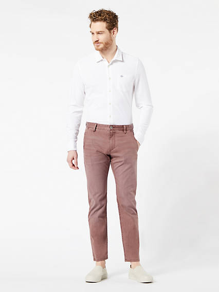 Alpha Original Chino, Tapered Fit