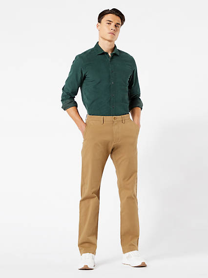 Chino, Straight Fit