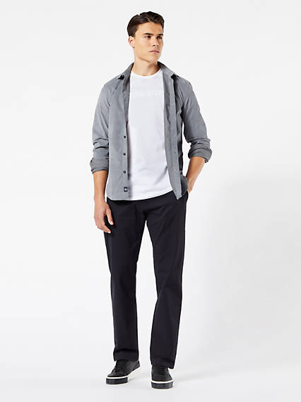 Chino, Straight Fit