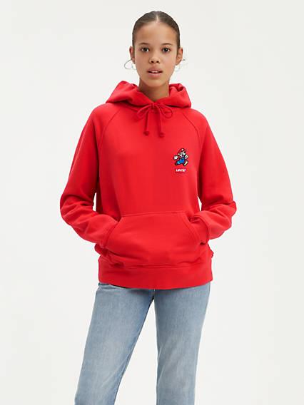 Levi's® x Super Mario Graphic Sport Hoodie