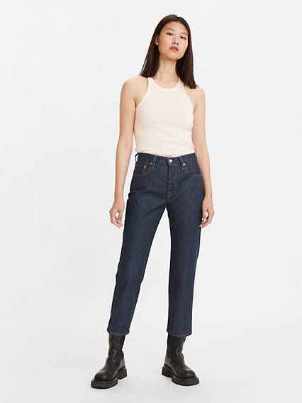 Levi's Made & Crafted 501® Crop Jeans