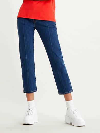 501® Original Cropped Women's Jeans