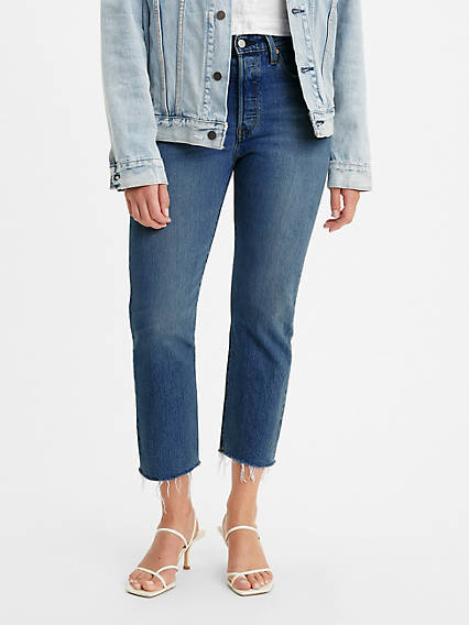 501® Original Cropped Women's Jeans