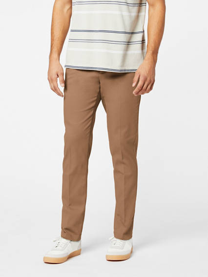 Men's Easy Khaki Pants, Slim Fit