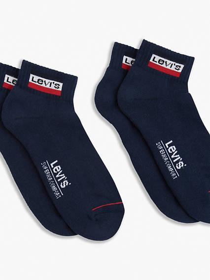 Socks Mid Cut Sportswear Logo