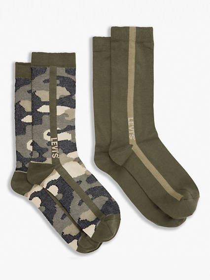 Socks Regular Cut Camo