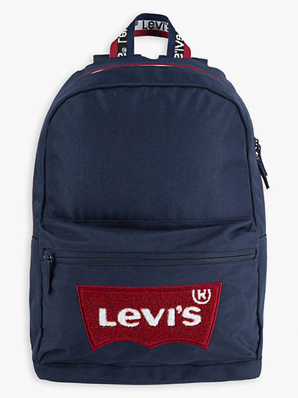 Levi's® Logo Multi Zip Backpack