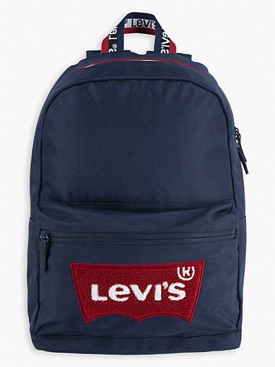 Levi's® Logo Multi Zip Backpack