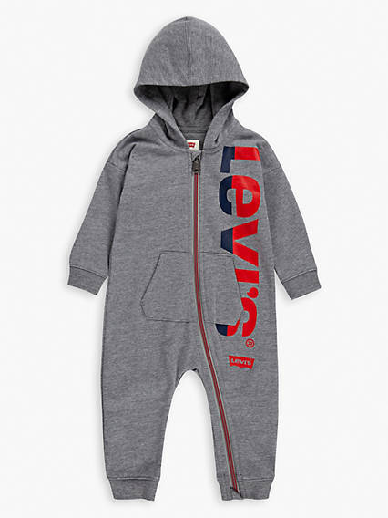 Baby Play All Day Coveralls
