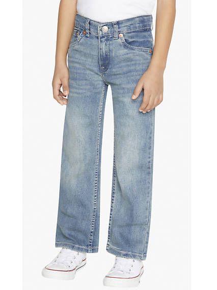 514™ Straight Fit Little Boys Jeans (4-7x)