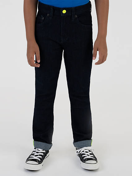 512™ Slim Taper Fit Big Boys Jeans 8-20