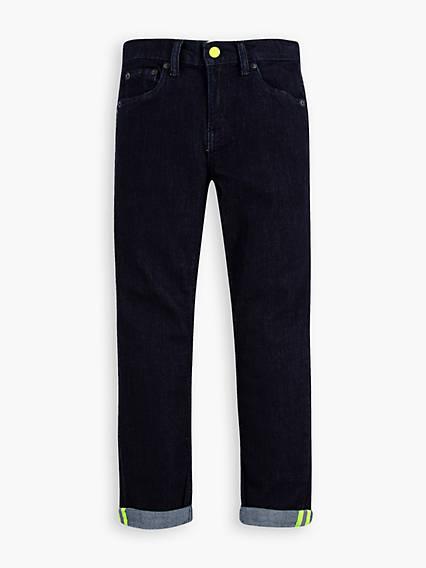 512 Slim Taper Fit Performance Little Boys Jeans 4-7x