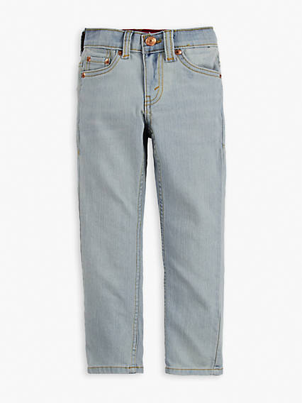 Slim Fit Flex Stretch Little Boys Jeans 4-7