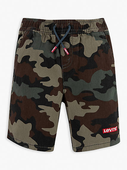 Big Boys 8-20 Box Tab Pull On Chino Shorts