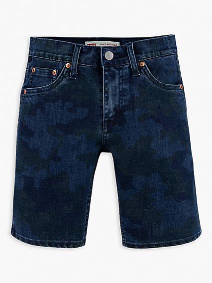 Little Boys 4-7x 502™ Shorts