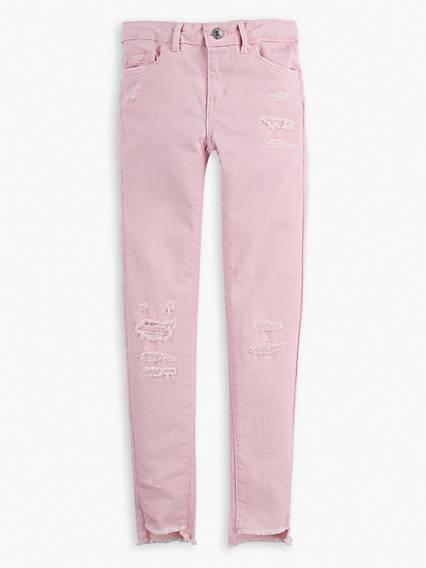 710 Super Skinny Big Girls Jeans 7-16