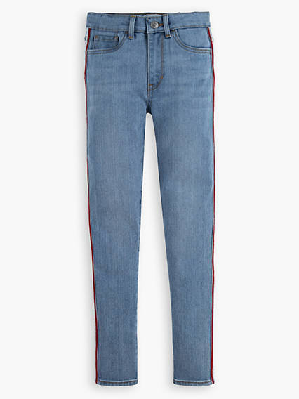 720 High Rise Super Skinny Little Girls Jeans 4-6x